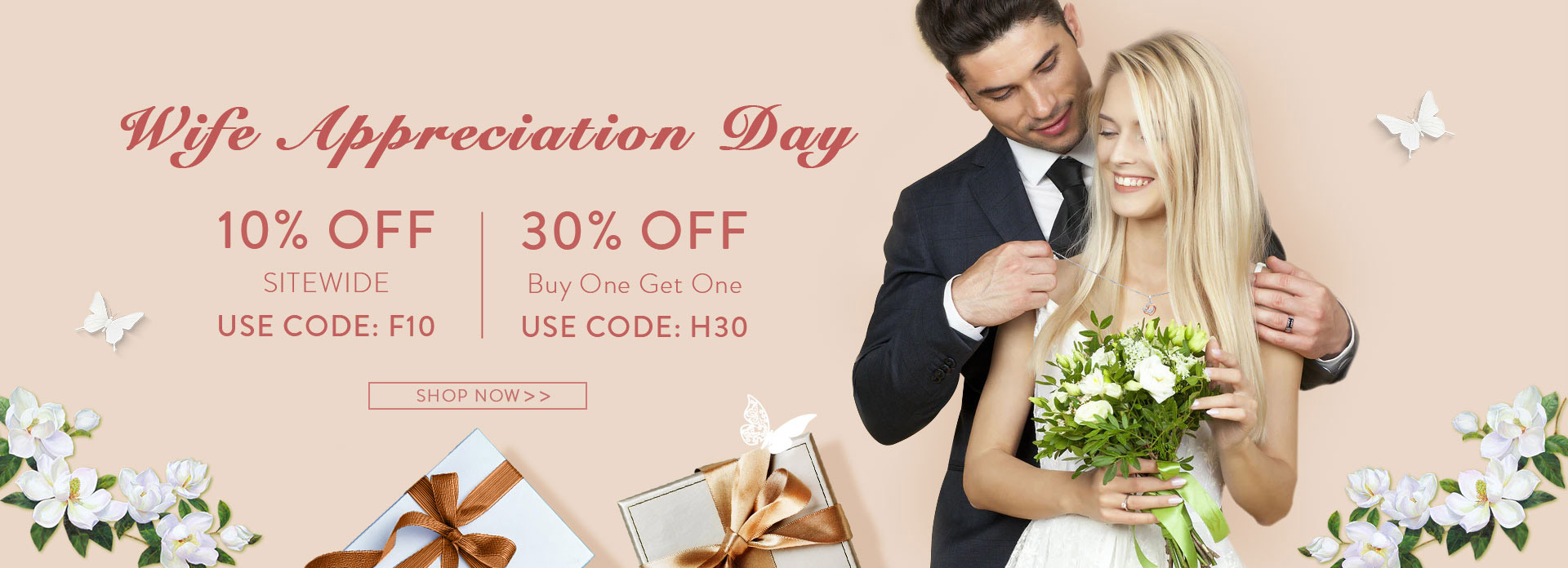 Wife Appreciation Day Sale 2020
