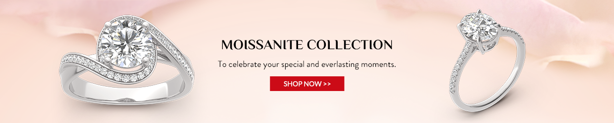 Moissanite Collection