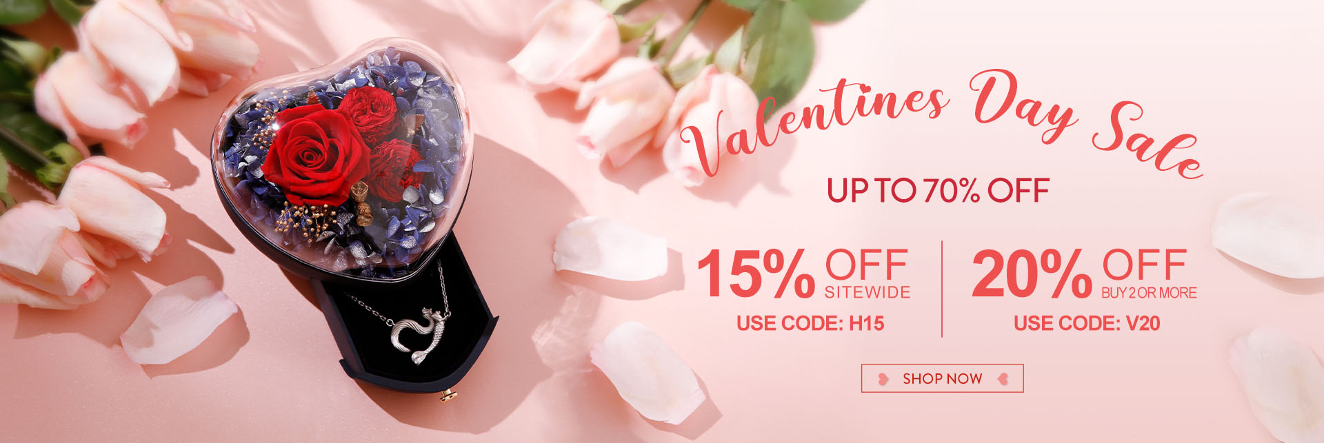 VAlENTINE'S DAY SALE  2021
