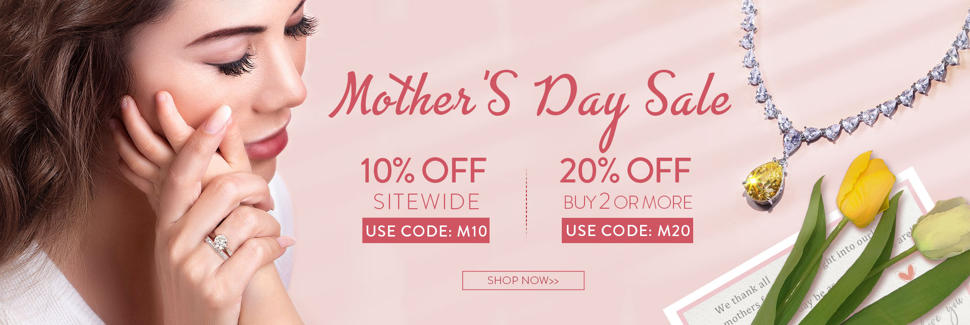 Mother's Day Sale 2021